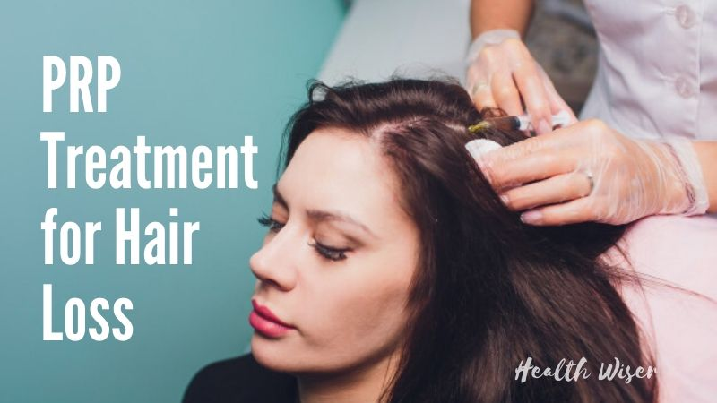 PRP for Hair Loss in India